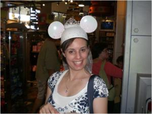 A Disney Honeymoon - Pre-Sickness
