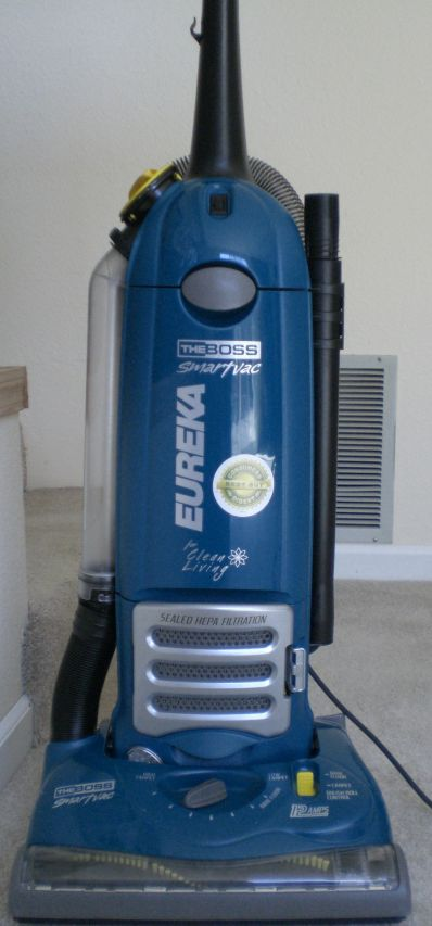 Better Vacuum