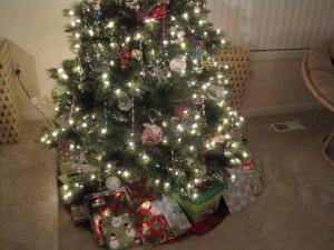 2012 Tree. Not unlike the 2011 tree. And 2010 tree...