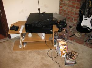 Bye XBox and PS3, but not you, Wii.