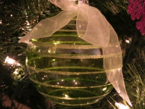 The ornament that begat the tradition