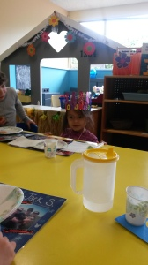 Sonja's Special Day at preschool
