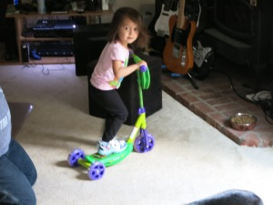 Teenage Mutant Ninja Turtle Scooter