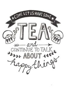 Tea Happy